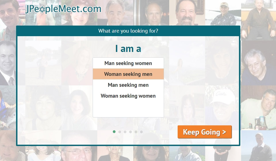 Special interest dating-sites